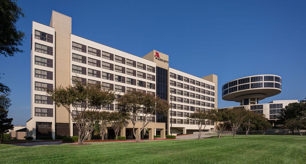 Airport Houston Marriott At George Bush Hotel Accommodations